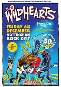 Wildhearts Flyer
